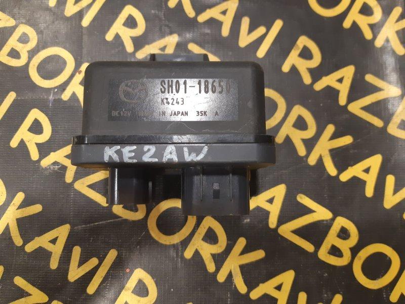 Блок управления св. накала Mazda Cx-5 KE2AW SH
