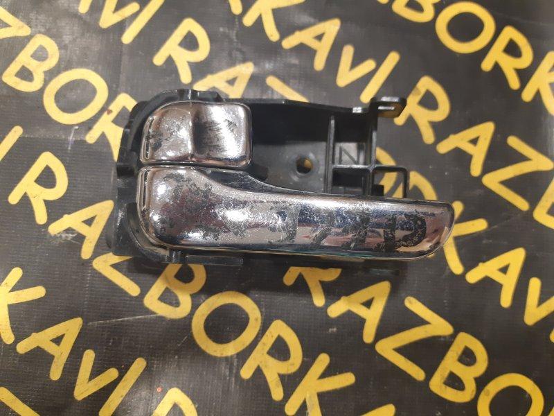 Ручка двери внутренняя Nissan Stagea WGC34 правая