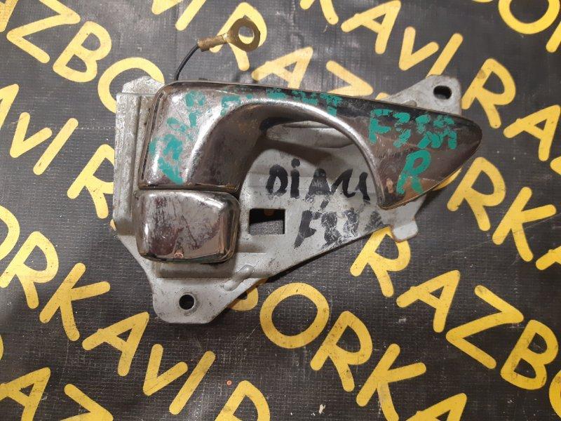 Ручка двери внутренняя Mitsubishi Diamante F31A 6G72 1995 правая