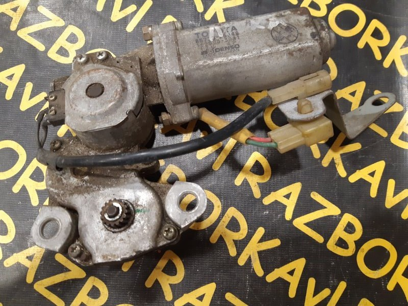 Мотор люка Toyota Hiace KZH106G задний