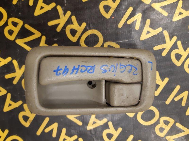 Ручка двери внутренняя Toyota Hiace Regius RCH47W передняя левая