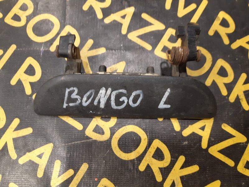 Ручка двери внешняя Mazda Bongo SSE8R передняя левая