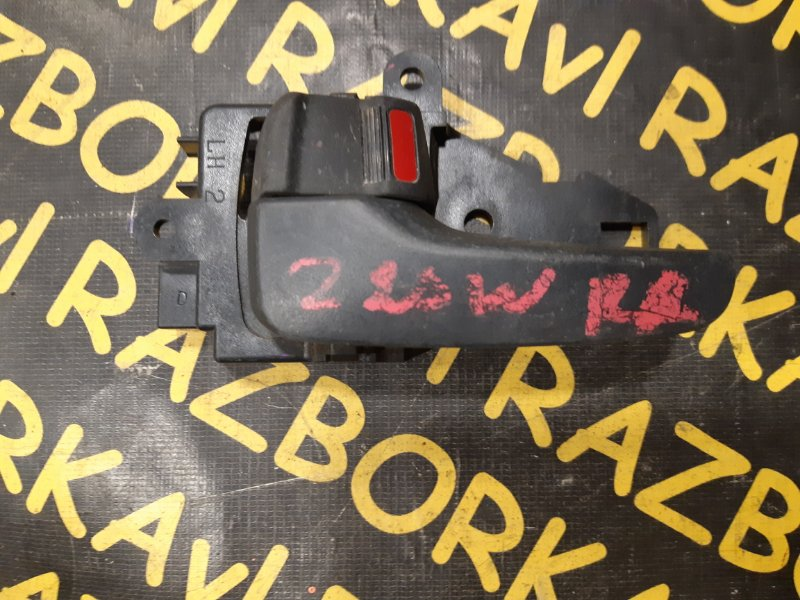 Ручка двери внутренняя Mitsubishi Colt Z21A задняя левая