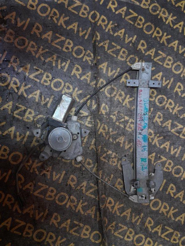 Стеклоподъемник Nissan Bluebird QU14 задний правый