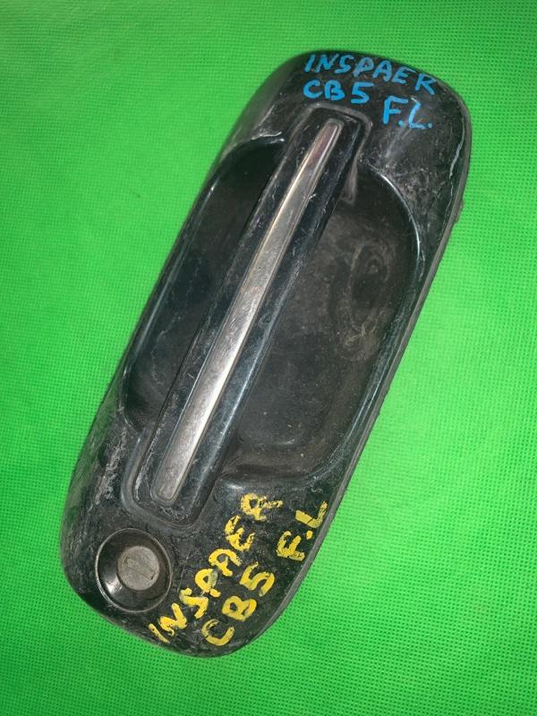 Ручка двери внешняя Honda Inspire CB5 передняя левая