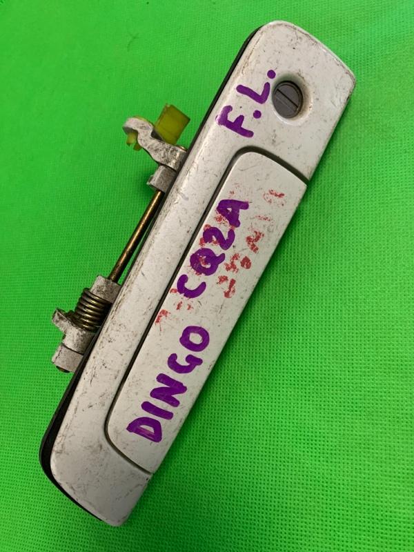 Ручка двери внешняя Mitsubishi Mirage Dingo CQ1A передняя левая