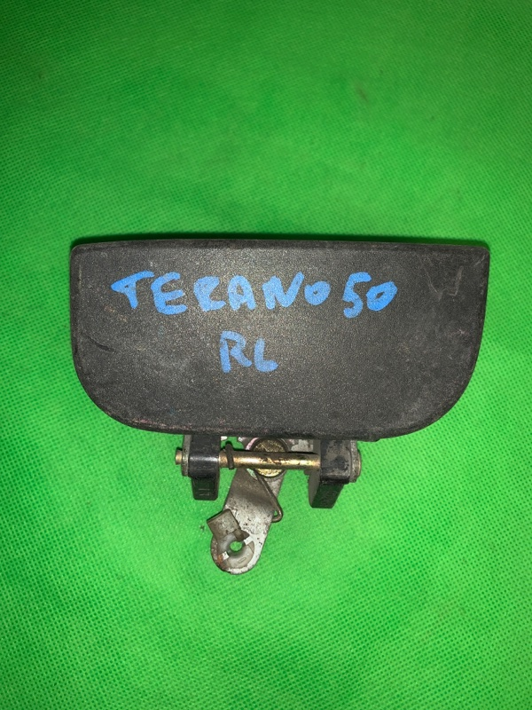 Ручка двери внешняя Nissan Terrano RR50 задняя левая
