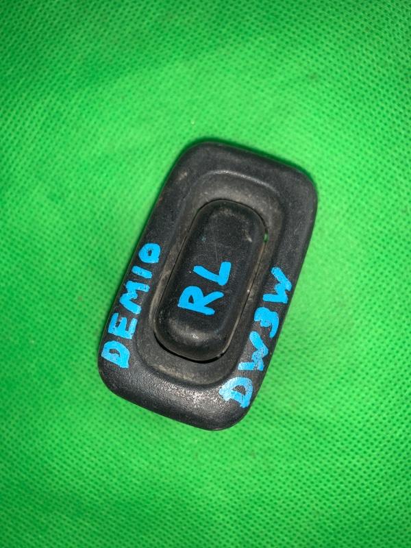 Пульт стеклоподъемника Mazda Demio DW3W задний левый