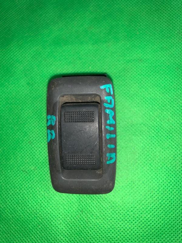 Пульт стеклоподъемника Mazda Familia BJ3P задний левый