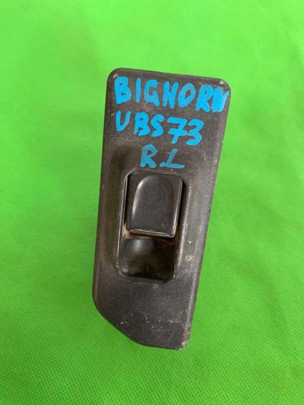 Пульт стеклоподъемника Isuzu Bighorn UBS69GW задний левый