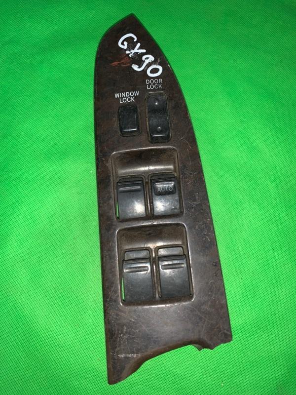 Пульт стеклоподъемника Toyota Mark Ii GX90 передний правый