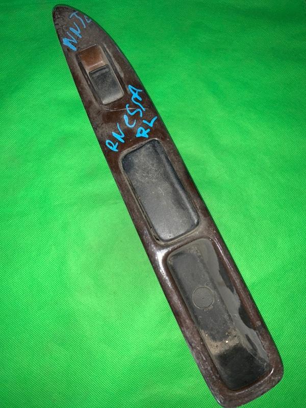 Пульт стеклоподъемника Nissan R'nessa NN30 задний левый