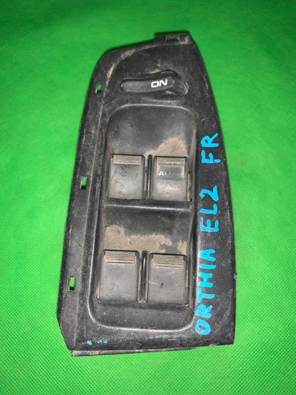 Пульт стеклоподъемника Honda Orthia EL1 передний правый