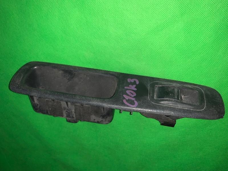 Пульт стеклоподъемника Honda Saber UA2 задний левый