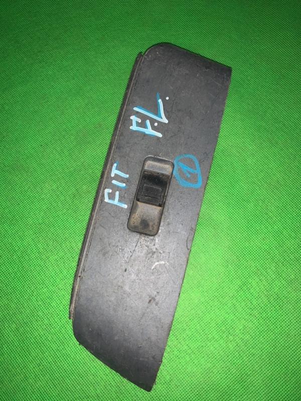Пульт стеклоподъемника Honda Fit GD1 передний левый