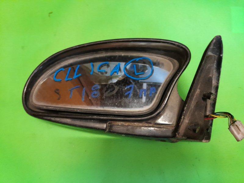 Зеркало Toyota Celica ST180 переднее левое