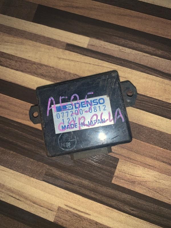 Электронный блок Toyota Carib AE91