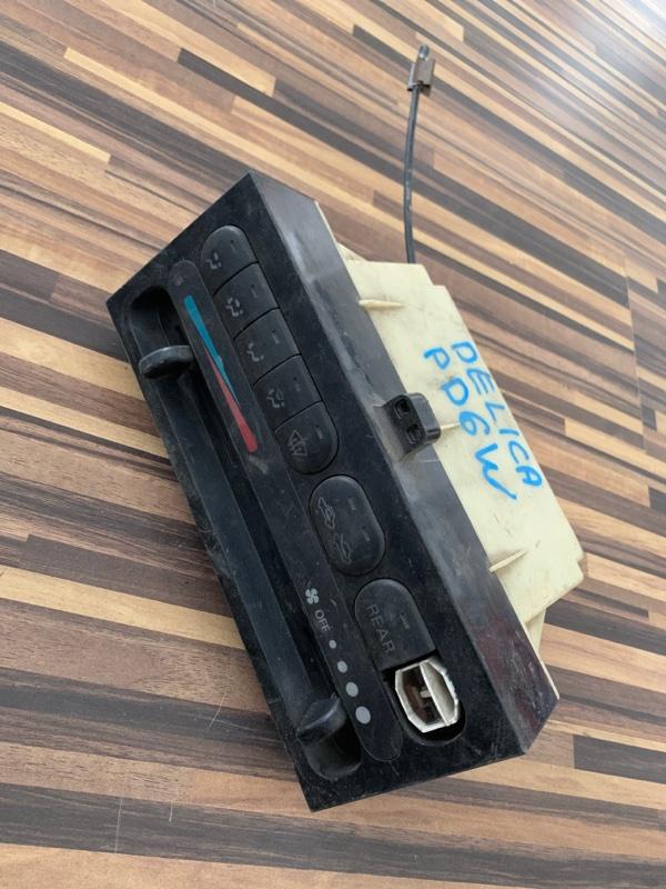 Блок управления климат-контролем Mitsubishi Delica PD8W
