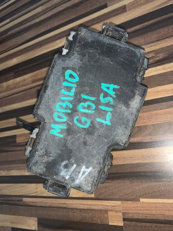 Блок предохранителей Honda Mobilio GB1 L15A