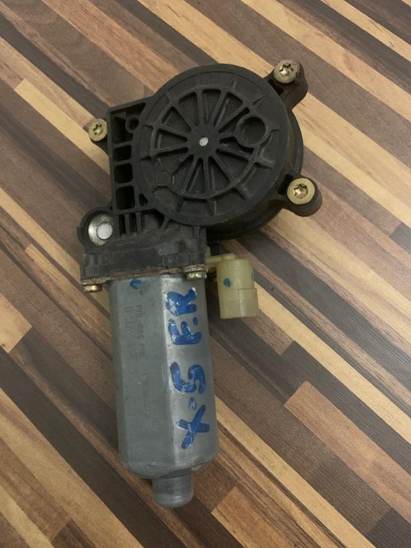 Мотор стеклоподъемника Bmw X5 E53 передний правый