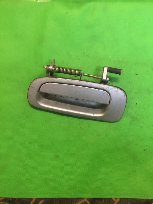 Ручка двери внешняя Toyota Mark Ii GX90 задняя левая