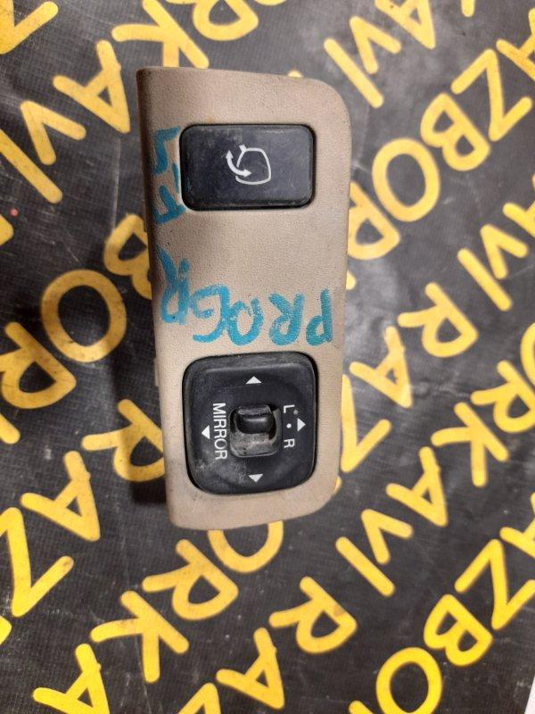 Блок управления зеркалами Toyota Progres JCG10