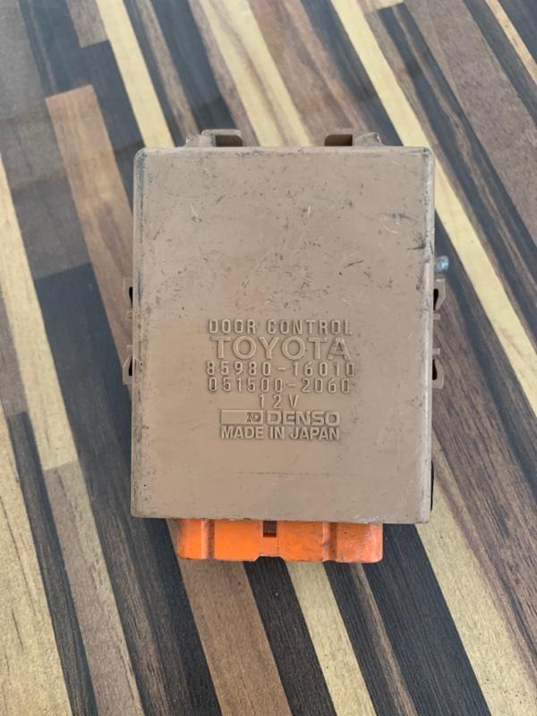 Блок управления дверьми Toyota