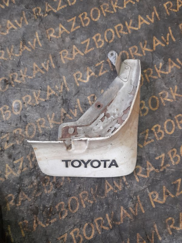 Брызговик Toyota Carina AT170 задний правый