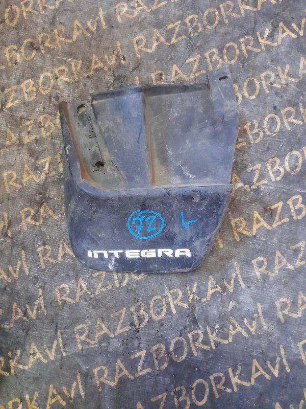 Брызговик Honda Integra левый