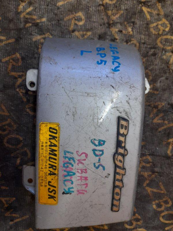 Планка под стоп Subaru Legacy BD2 задняя левая
