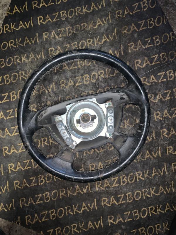 Руль Mercedes Benz Slk-Class R170