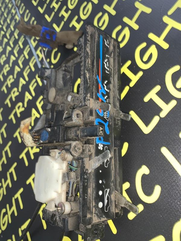 Блок управления климат-контролем Mitsubishi Delica P25W