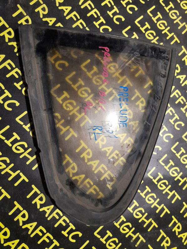 Форточка кузова Honda Prelude BB1 задняя левая