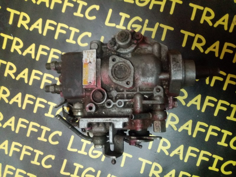 Тнвд Toyota Hiace LH51 2L