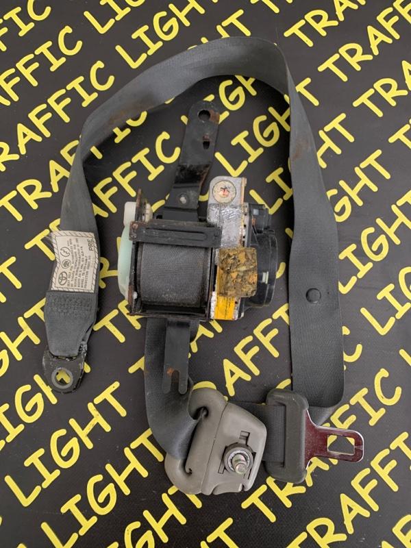 Ремень безопасности Toyota Mark Ii GX100 передний левый