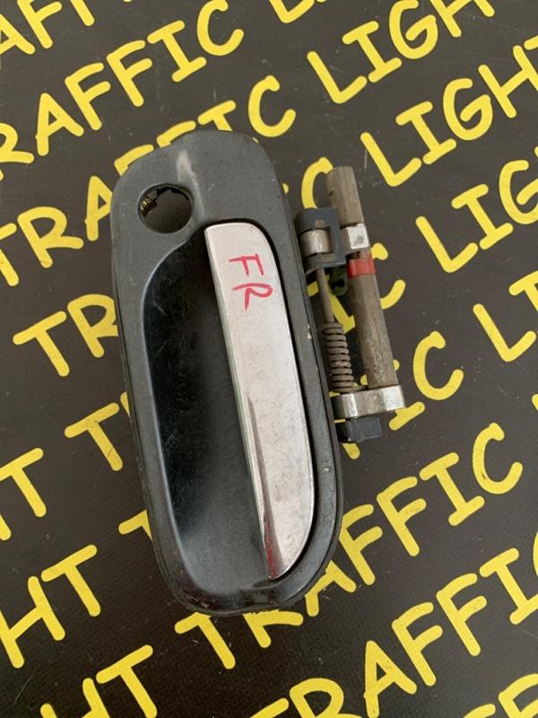 Ручка двери внешняя Nissan Sunny FB15 передняя правая