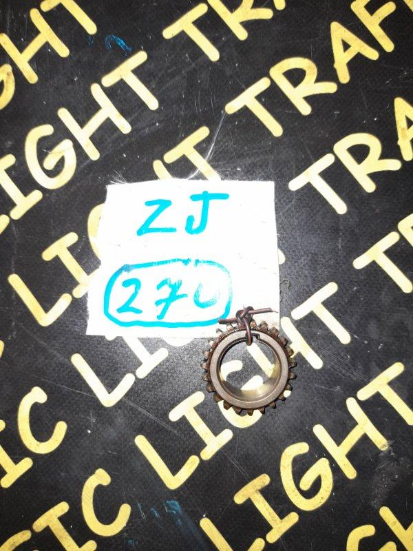 Шестерня коленвала Mazda Demio DY3R ZJ