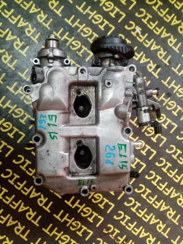 Головка блока цилиндров Subaru Impreza GH2 EL15 левая
