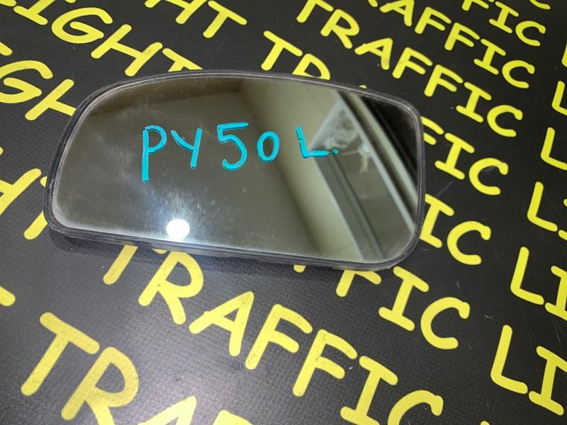 Зеркало Nissan Fuga PY50 левое
