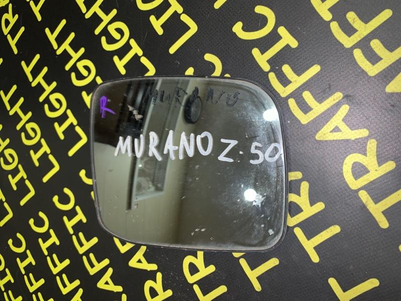 Зеркало Nissan Murano TZ50 правое