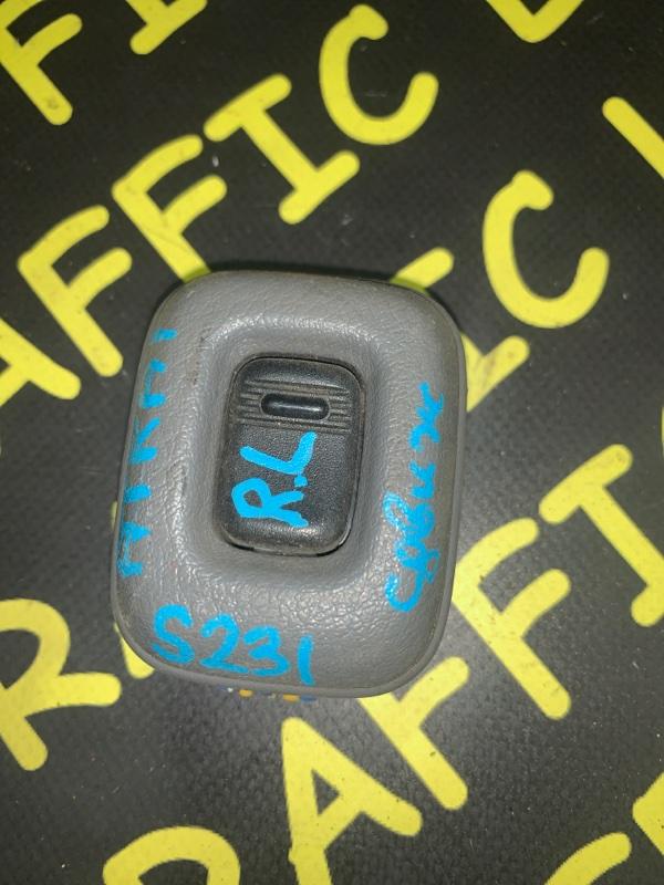Пульт стеклоподъемника Daihatsu Atrai 7 S220G задний левый