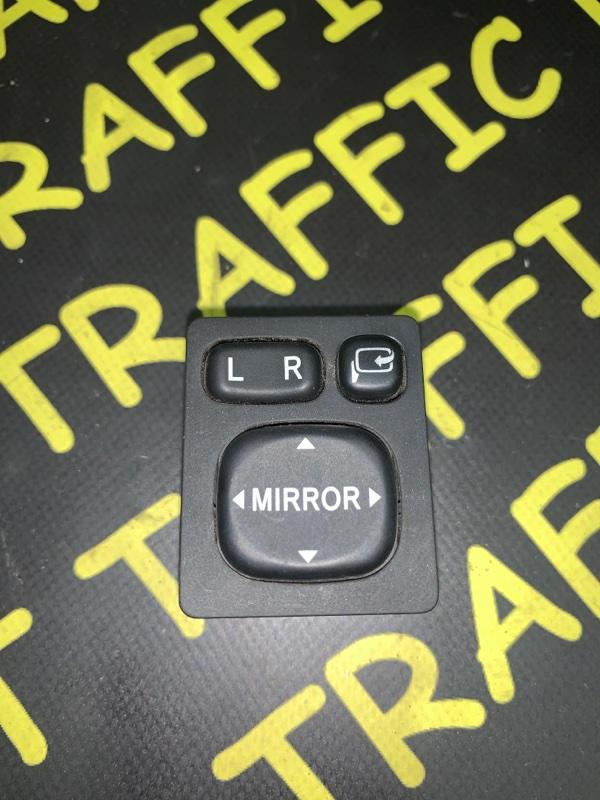 Блок управления зеркалами Toyota Ist NCP110