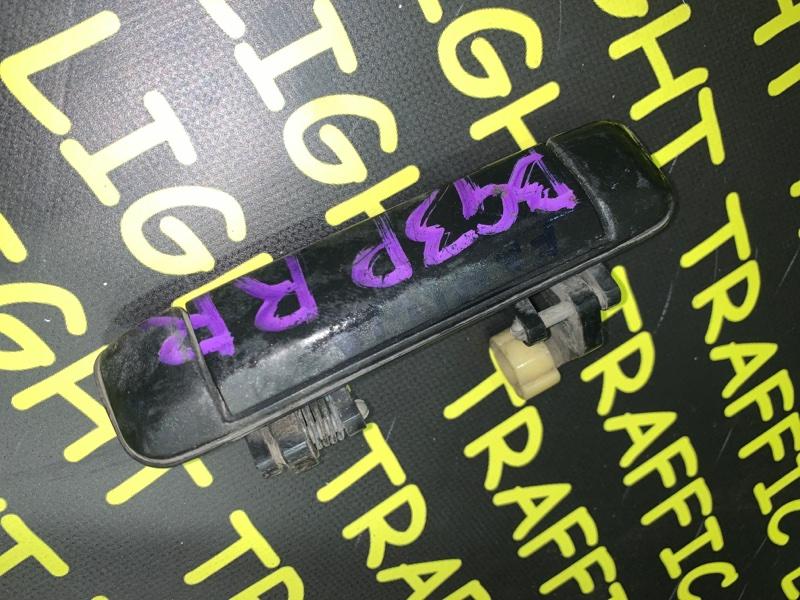 Ручка двери внешняя Mazda Familia BG3P задняя правая