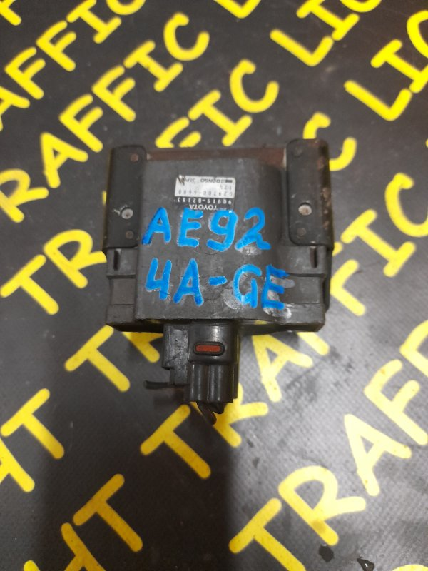 Катушка зажигания Toyota Corolla AE92 4AGE