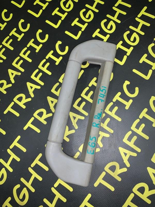 Ручка в салоне Bmw 7-Series E65 задняя правая