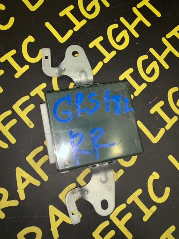 Электронный блок Toyota Crown GRS180 задний правый