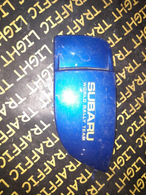 Заглушка бампера Subaru Impreza Wrx GD передняя левая
