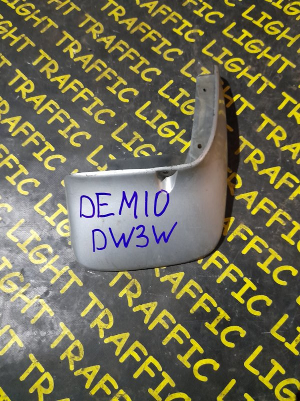 Брызговик Mazda Demio DW3W задний правый