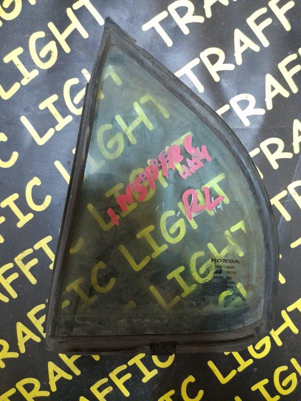 Форточка двери Honda Inspire UA4 задняя левая