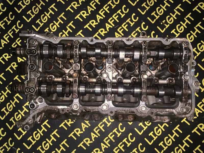 Головка блока цилиндров Lexus Lx570 URJ200 3URFE правая
